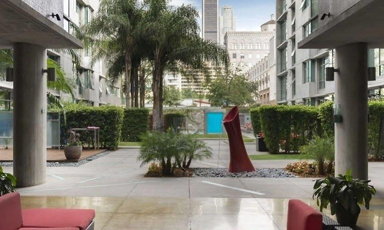 Corporate Suites Downtown In The Heart Of La Los Angeles Ca